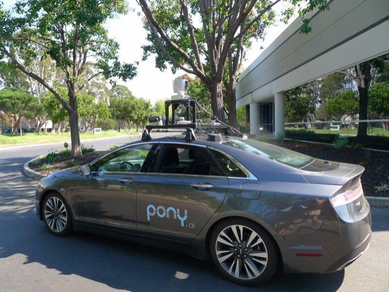 自动驾驶创业公司 Pony.ai 校园招聘正式启动